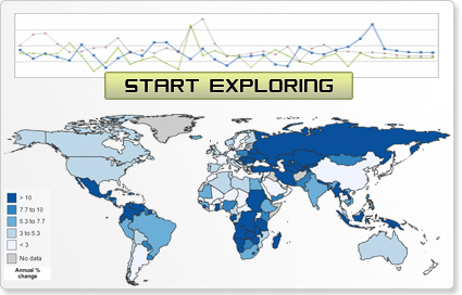 Interactive Mapping Visualization Software